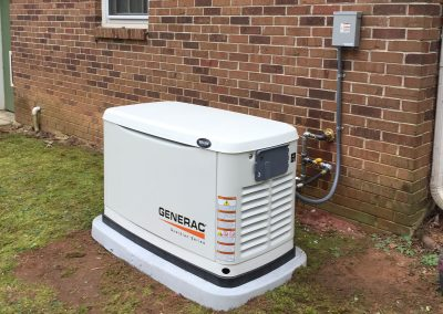 16kW Air-Cooled Generator