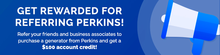 Perkins Referral Reward